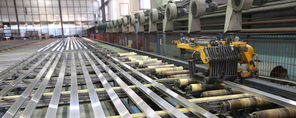 Prime Aluminium Aluminium Extruded Profiles